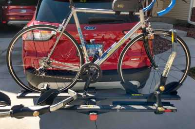 Saris Rack bike
